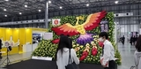 일본장례박람회(ENDEX산업전) 개막 모습